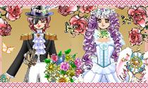 美姫同伴ダンディー伯爵!