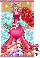 絢爛豪華!天空の織姫さまか、はてまた竜宮の乙姫さまか!