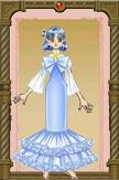 いずみさまSS01:青くて綺麗なのに、何か足りない。シンプルさ気に入っているのに、青くて綺麗なガラスのような靴がほしいなぁ…