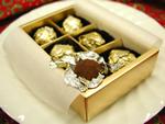 亀五郎のチョコレートボンボン