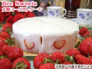 大阪ヨーグルトムースケーキ